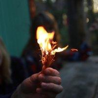 ручной огонь :: Ирина Солнечная