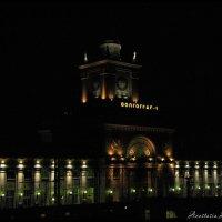 волгоградский вокзал :: Анастасия Амельченко
