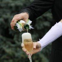 Шампанское :: сергей гуслистый