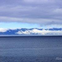 Байкал. Вид на остров Ольхон :: Екатерина Березина