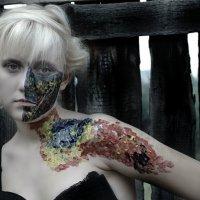 Фото в краске :: Татьяна Кришневская