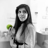 Girl with an apple. :: lilit Avagyan