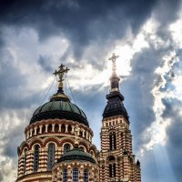 Храм  света :: Илья Щербинин
