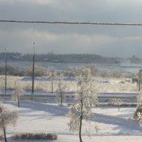 Зима :: Анастасия Сергиенко