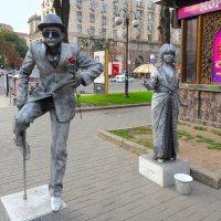Киев...Крещатик. :: надежда корсукова