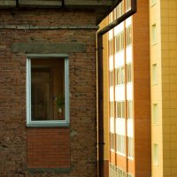 Из окна :: Екатерина Майорова