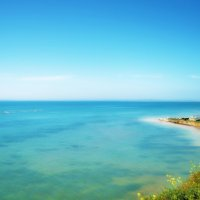 между черным и азовским морями :: юра истомин
