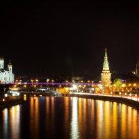 Ночная Москва :: Евгения Карпова