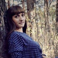 Осенний портрет :: Екатерина Пантелеева