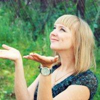 Наконец то дождь :: Екатерина Пантелеева