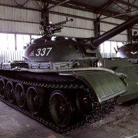 Танк Т-54 :: Elena Sergeeva