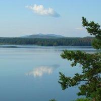 Красота уральских озер... :: Светлана Игнатьева