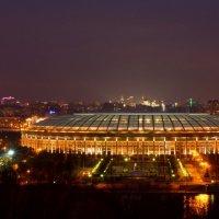 Moscow never sleeps :: Елена Переславцева