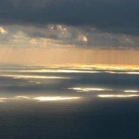 Осеннее небо над морем :: Анна Выскуб