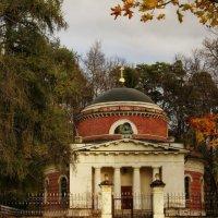 Церковь Успения Пресвятой Богородицы в Семеновском-Отраде :: Евгений Жиляев