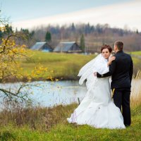 свадьба :: Эльвира Брудова