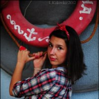 pin-up :: Лиза Черничная