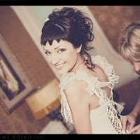 Свадьба Нели и Романа :: Евгений Бойко
