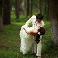 Елена и Сергей :: Мария и Денис Беловы