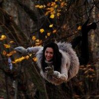 Сквозь воздух :: Ксения Угарова