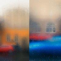 In the city of rain :: Adam Sagdiev
