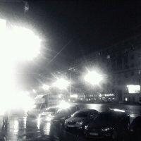 Ночная Москва :: Сергей Семенцов