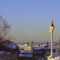 Старый, добрый Томск... :: Олеся Селиванова
