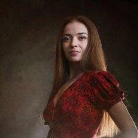 Анна :: Юлия Гридина-Бакшина