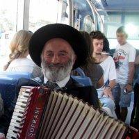 В иерусалимском трамвае :: Михаил Фельдман Фельдман