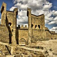 Ворота Генуэзской крепости :: Денис Францев
