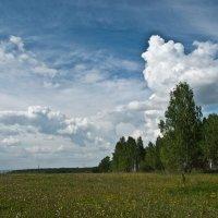 Облачность... :: Pavel Kravchenko