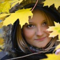 портрет осени :: Карина Южная