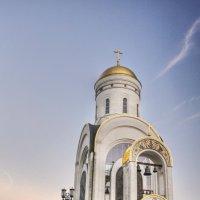 Храм великомученника Георгия Победоносца на Поклонной горе :: Alexander Asedach