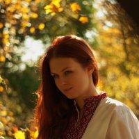 Девушка - солнышко :: Николай Киселев
