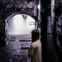 Сестра в подвалах Винзавода :: Stas Shilin
