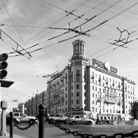 Пушкинская площадь :: Владимир Тимофеев