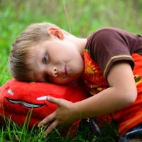 мальчишка :: Ирина Егорова