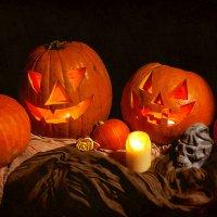Хэллоуин :: Евгения Карпова