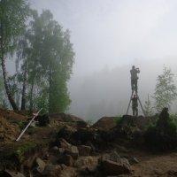 Раскопки, ангара :: Александр Переплеткин