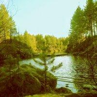 На Голубых озерах :: Денис Храменков
