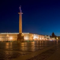 Дворцовая площадь :: Алексей Кудрявцев