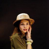 соломенная шляпка :: Vasiliy V. Rechevskiy