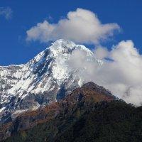 Гималаи...Непал... :: Александр Вивчарик