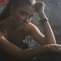 модель :: Евгения Панюкова