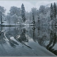 Зимняя сказка Кенигсзее :: Олег Лаврик