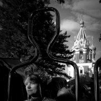 Углич-золотое кольцо России. :: Николай Гонтарь