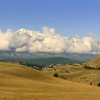 Северо-Чуйский хребет :: Виктор Ковчин