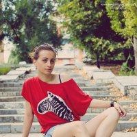 Немного о себе :: Анастасия Сергиенко