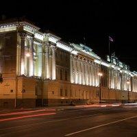 Здание Сената и Синода (Конституционный суд РФ) :: Алексей Кудрявцев