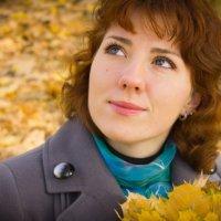 Осенняя прогулка :: Кристина Тарасова